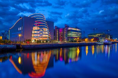 The Dublin Docklands (Luminosity Masks)