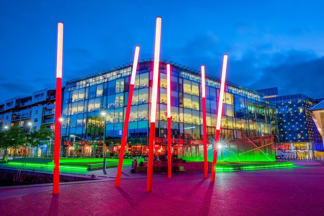 Grand Canal Square DMOD (Luminosity Masks)