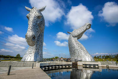Duke & Baron ( The Kelpies)