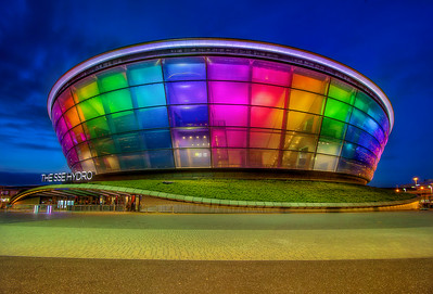 The SSE HYDRO (Boxing Night)