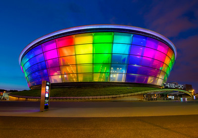SSE Hydro Lightroom