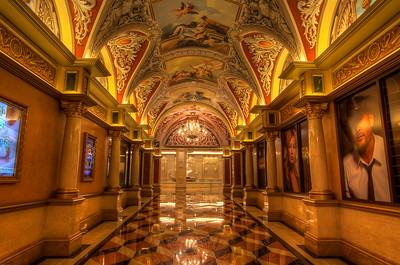 The Venetian Entrance