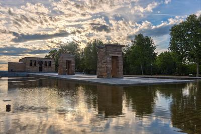 Templo De Debod (Oloneo HDRengine)