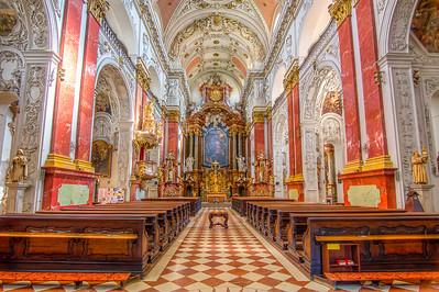 Kostel svatého Ignáce (Church of St. Ignatius of Loyola)