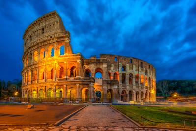The Flavian Amphitheatre