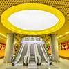 The Świętokrzyska Metro Station
