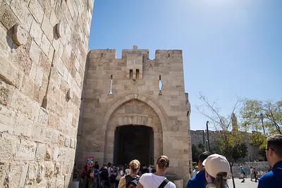 City of David, Golgotha, Garden Tomb