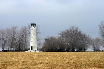 William Livingstone Memorial Lighthouse Detroit, MI
