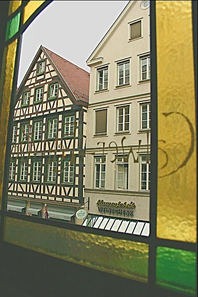 The Calwer Eck Brau where beer is brewed in Stuttgart, Germany.