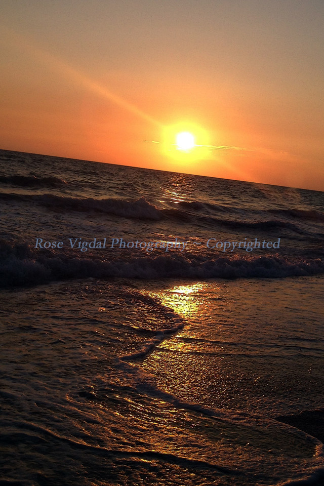 Florida Sunset - May 2012