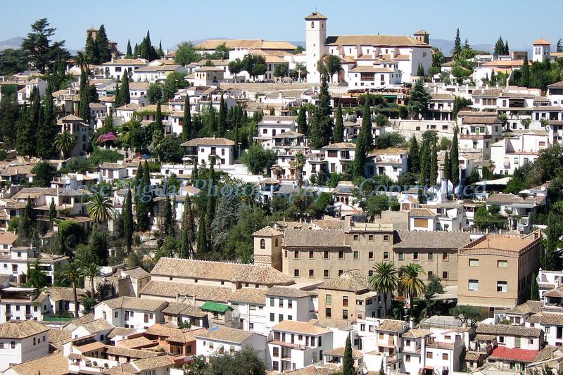 Alhambra, Spain  August 2008