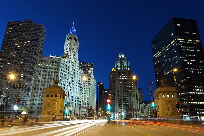 Michigan Avenue in Chicago. #23