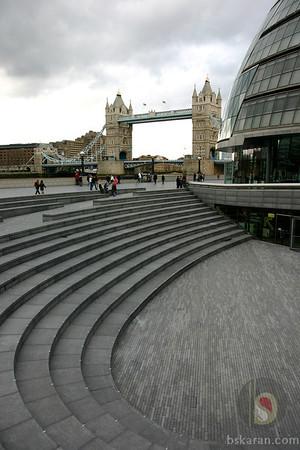London city walk - Tower Bridge