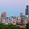 Chicago Skyline. #6