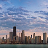Chicago Skyline. #117