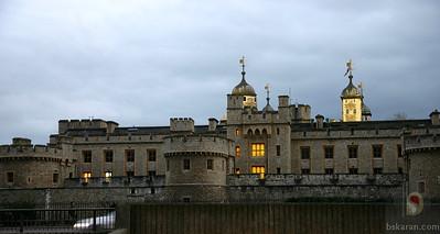 London city walk - Tower house