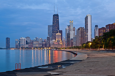 Chicago Skyline.#5