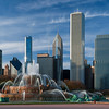 Buckingham Fountain. #116