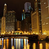 Chicago river view. #119