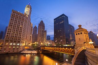Chicago Sunrise.#8