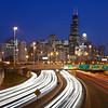 Chicago traffic. #55