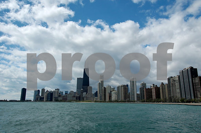 Chicago'slakefront from the North
