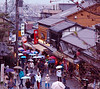 April 15th, 2006.<br /> On the way to Kiyomizu Dera. Its quite a walk uphill.