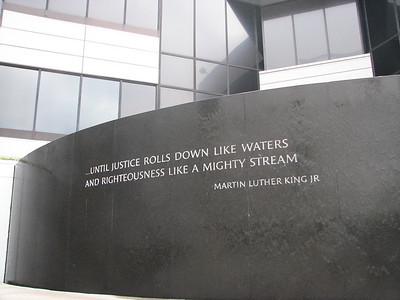 Civil Right Memorial, Montgomery, AL