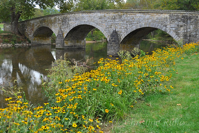 Burnside Bridge. Antietam National Battlefield. Sharpsburg, Maryland