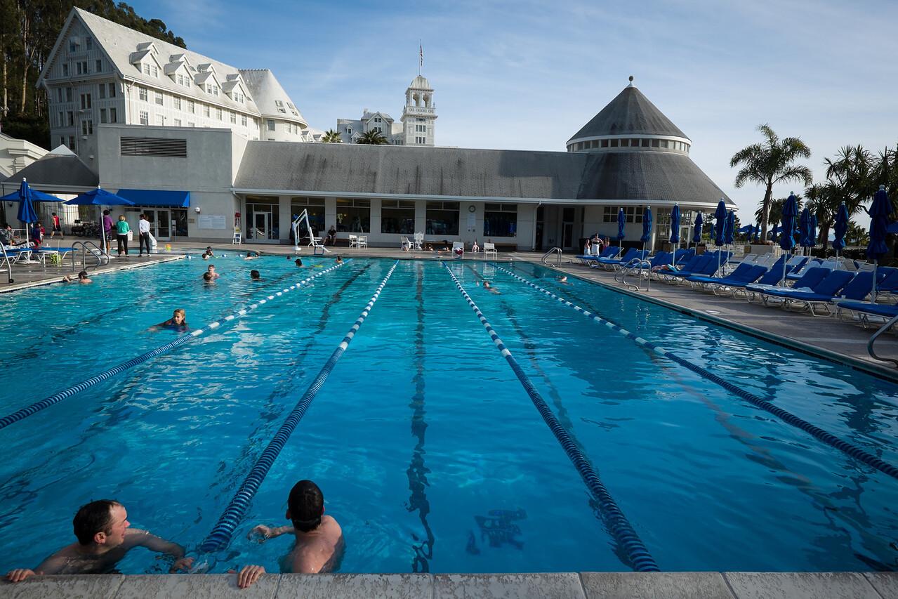 Claremont Pool