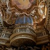 Organ inside Santa Maria Vittoria.
