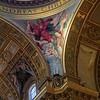 Corner detail in St. Andrea della Valle.