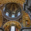 "Santa Maria Maggiore, one of 4 designated ""major"" churches in Rome. St. Peter's Basilica is one of those as well."