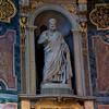 Statue in Chiesa Nuova