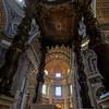 Main Altar in St. Peter's Basilica.