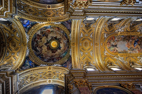Classic Baroque Churches of Central Rome