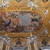 Ceiling detail of Chiesa Nuova.