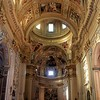 Wider view of Sant Andrea della Valle nave.