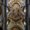 Church of the Holy Twelve Apostles ceiling.