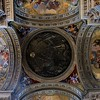 The false dome gives itself away once you get deep inside St. Ignacious Loyola. But when you first step in-wow.