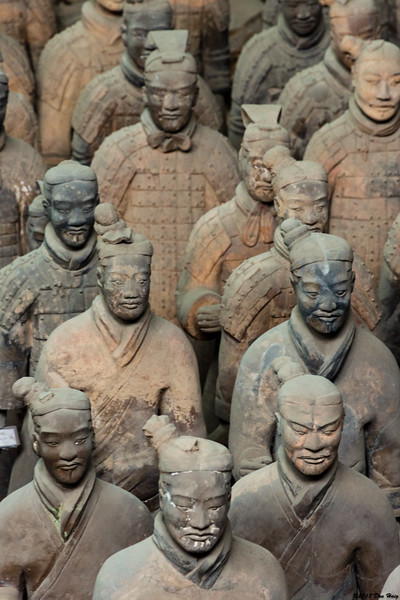 May 12 Xi'an- Terracotta Warrior Army Site