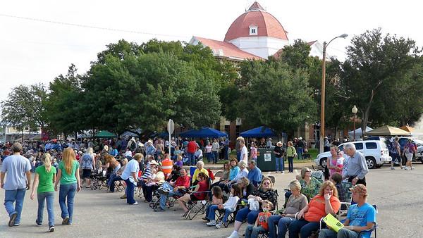 Clay County Pioneer Reunion, Henrietta, TX - 17 September 2011