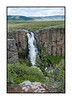 Clear Creek Falls, just off state Hwy 149 and south of Lake City in Colorado.