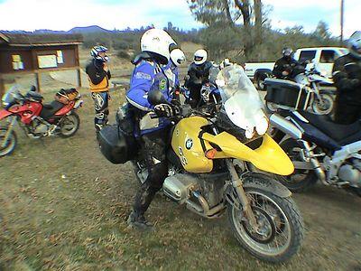 King Kari and the DEMO bike