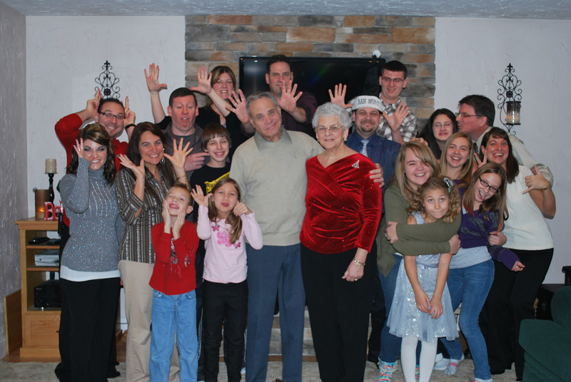 Crazy Schwab Family