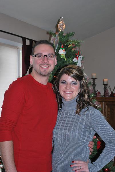 Dan and Tracy