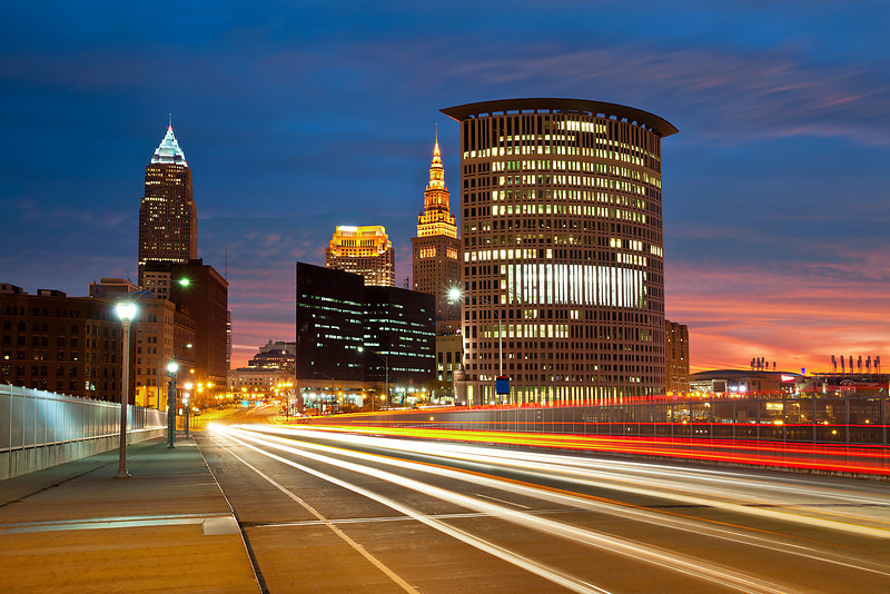 City of Cleveland.