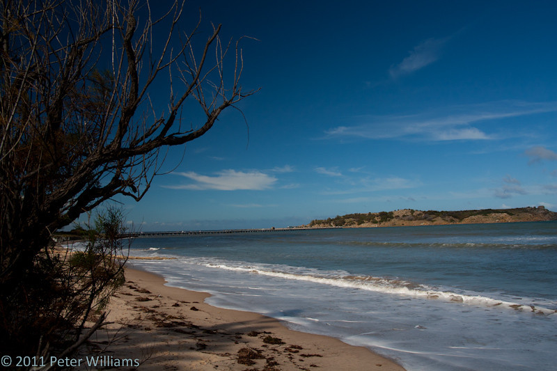 Victor Harbour beach