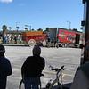 Unloading the wagon
