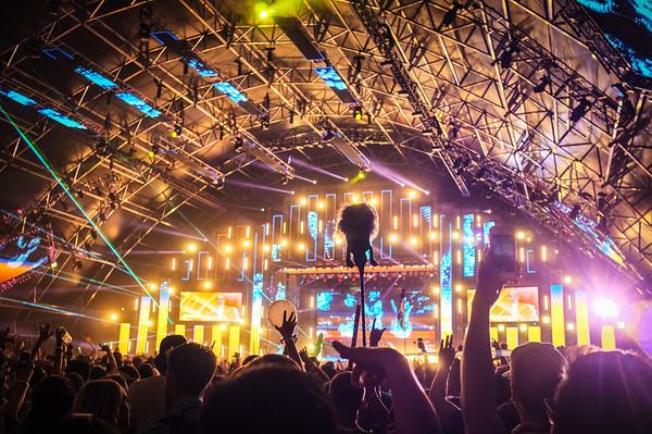 Lightshow @ Coachella